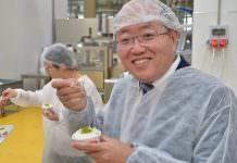 Çinli iş adamı Maraş dondurmasını tattı, 3 bin şube müjdesi verdi