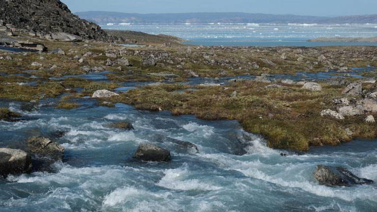 Grönland'daki Buz Tabakası Artık Geri Dönülemez Derecede Eridi