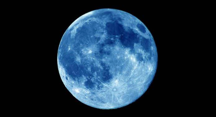 Mavi Dolunay, 76 yıl sonra ilk defa dünyanın her yerinde görülecek