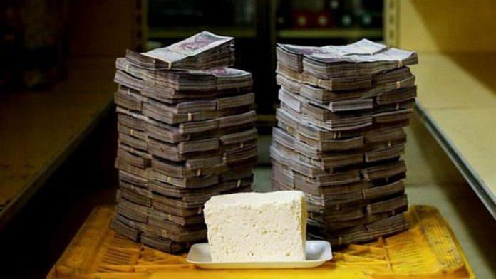Venezuela'da peynirin fiyatı asgari ücreti geçti