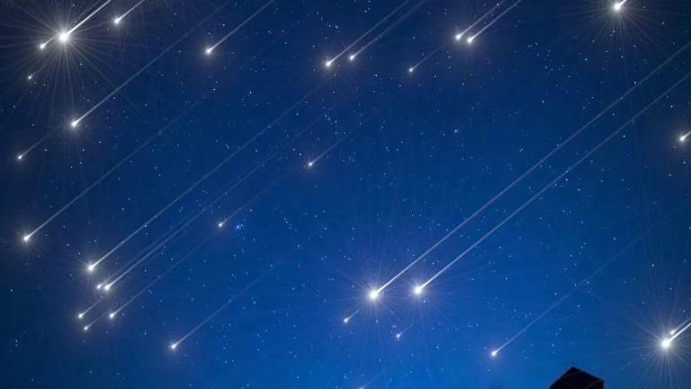 Senenin İlk Meteor Yağmuru, 3-4 Ocak Gecesinde Gözlemlenebilecek